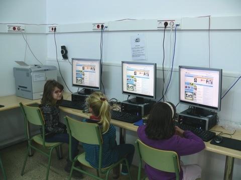 Escola Miquel Utrillo - Racons inicial