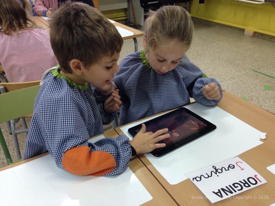 Les TIC a l'educació infantil