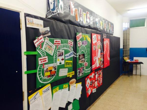 Jornada de presentació dels projectes dels alumnes a les famílies.